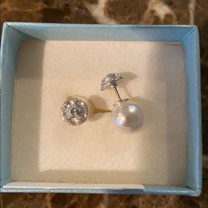 Flipside earrings
